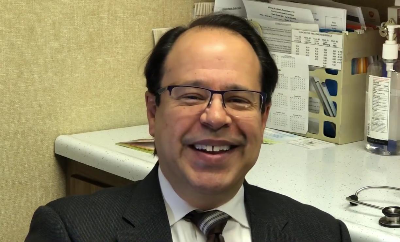 Dr. Francisco Bonilla Joins NEAAI