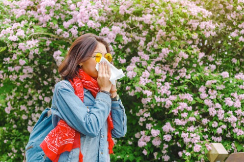 5 Tips To Get Ahead Of Spring Allergies